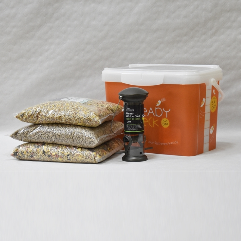 Seed Feeding Bucket Bundle