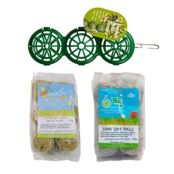 Suet Ball Feeding Bundle