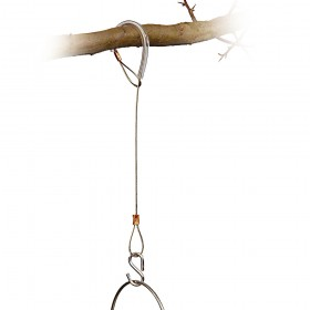 Branch Hooks for Bird Feeders