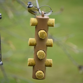 Suet Logs Insect and Mealworm