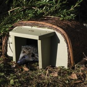Wicken Fen National Trust Hedgehog House