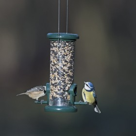 Ring-Pull™ Seed Feeder - Green