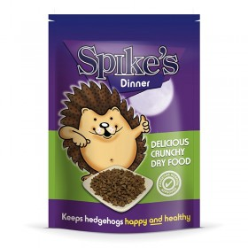 Spike's Dry Hedgehog Food