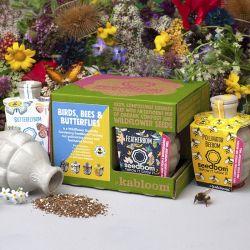 Birds, Bees & Butterflies Gift Set