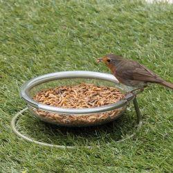 I Love Robins® Easy Clean Treat Dish