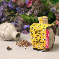 Pollinator Beebom Seedbom