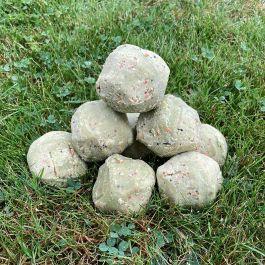 Suet Balls Apple